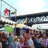 The Night Market bustles with activity