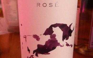 Rosé wine