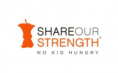 Share our strength logo
