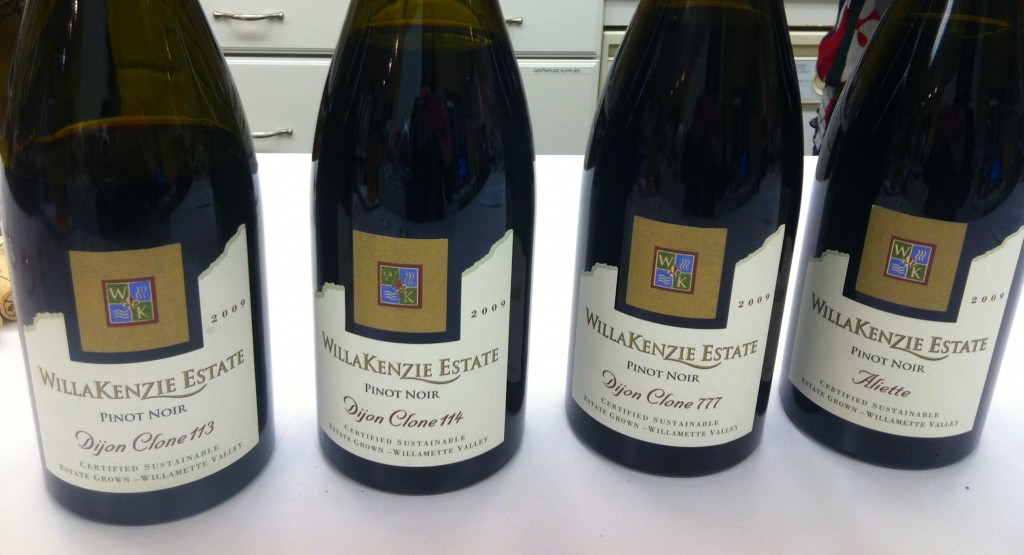 Willakenzie wines
