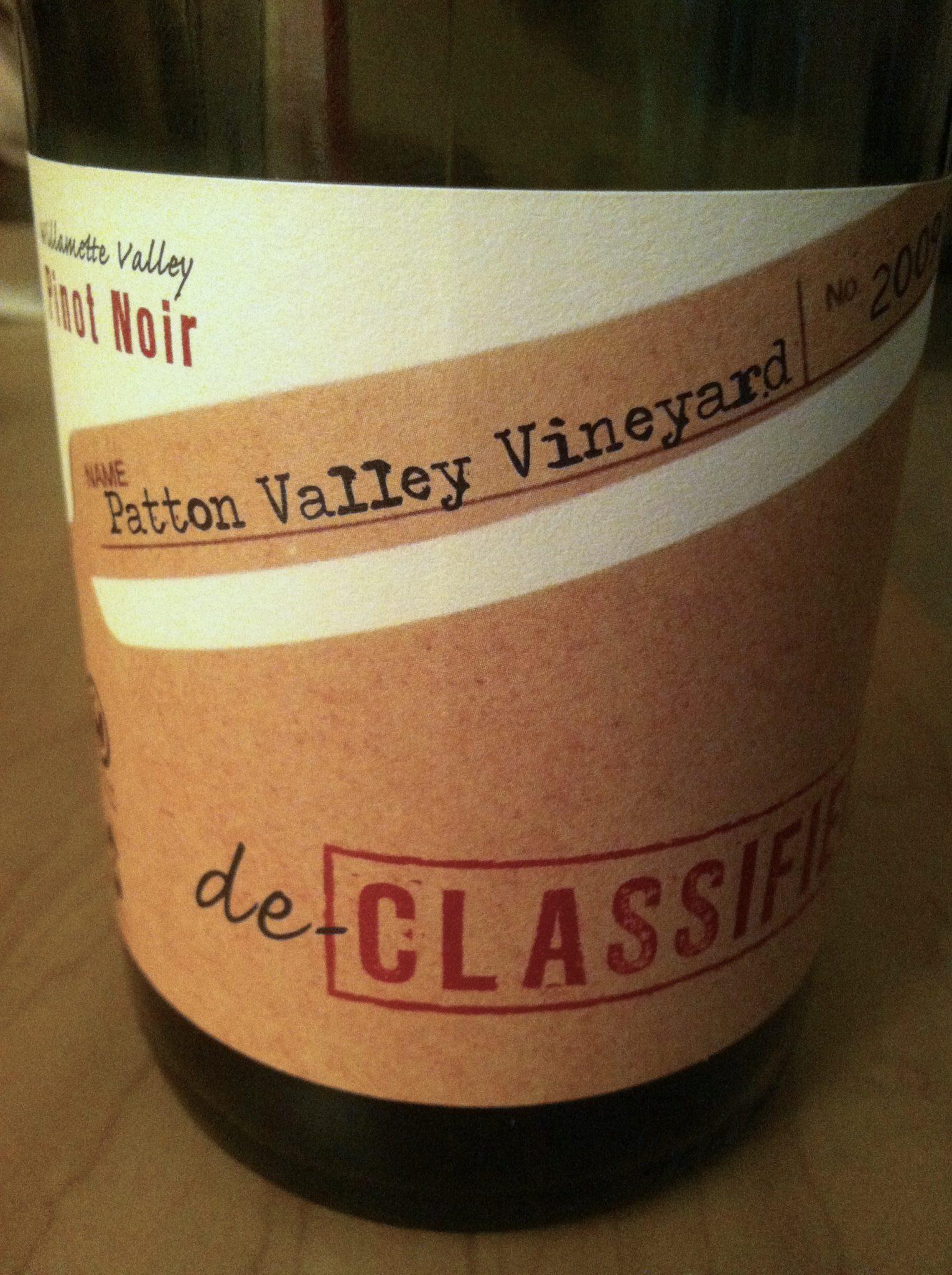 Delectable Patton Valley Vineyard Winemaker Dinner at Milwaukie Kitchen &#038; Wine<span class=