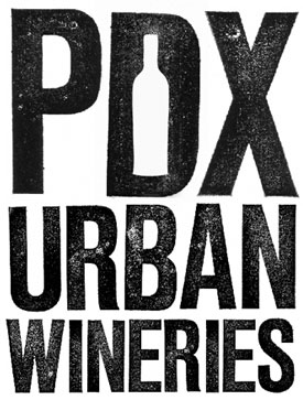 PDX Urban Wineries logo