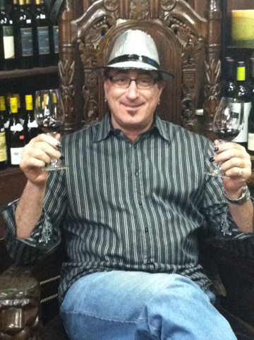 Wayne the Wine Wizard: keeping Portland weird one wine drinker at a time<span class=