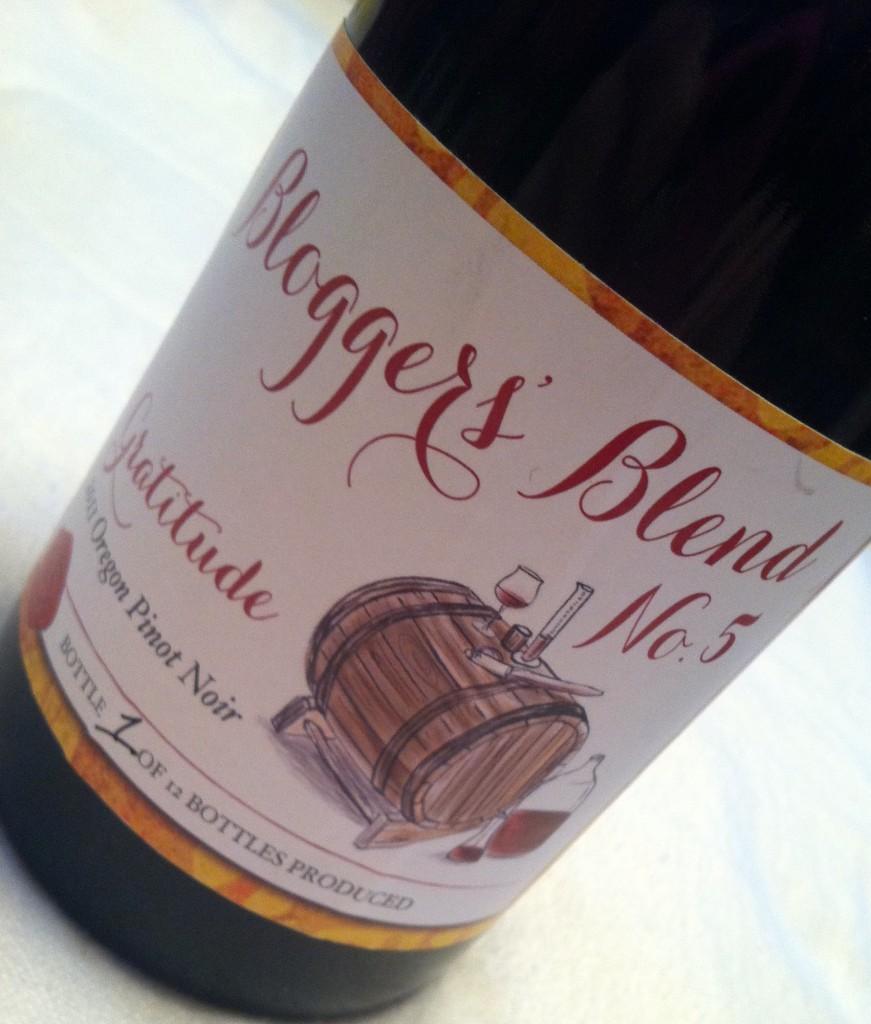 Bloggers Blend Pinot noir
