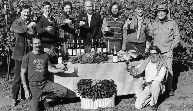 Pioneers of Oregon wine