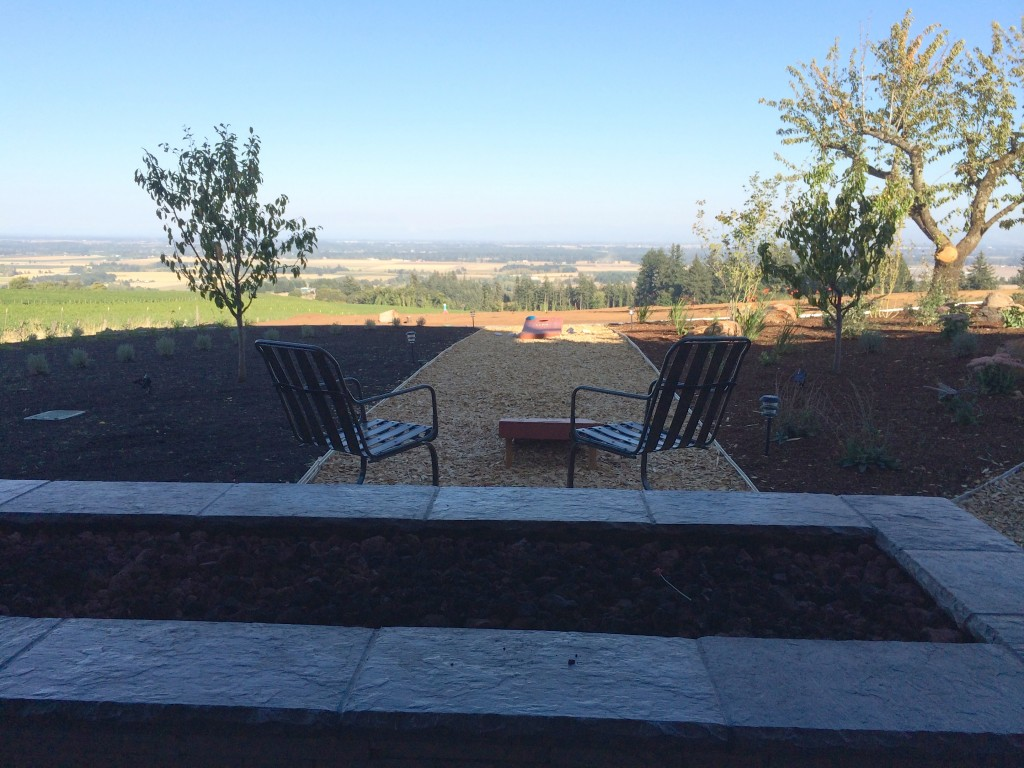 Outdoors at Brooks Winery
