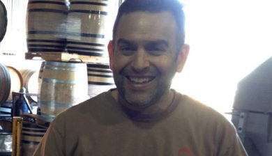 Matt Berson of the Portland Wine Company and Love & Squalor Wines
