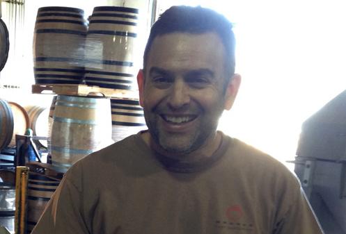 Matt Berson of the Portland Wine Company and Love & Squalor Wines