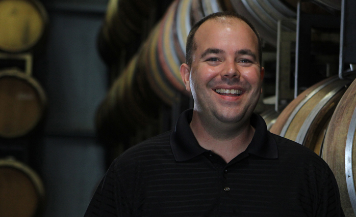 Why Wine? An Interview with Shawn Burgert of Wandering Wino wine blog<span class=