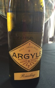 2007 Argyle Riesling