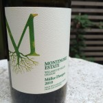 Summer of wine: 2010 Montinore Estate Müller Thurgau