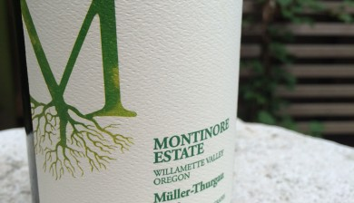 2010 Montinore Muller Thurgau