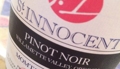 2012 St Innocent Momtazi Vineyard Pinot noir