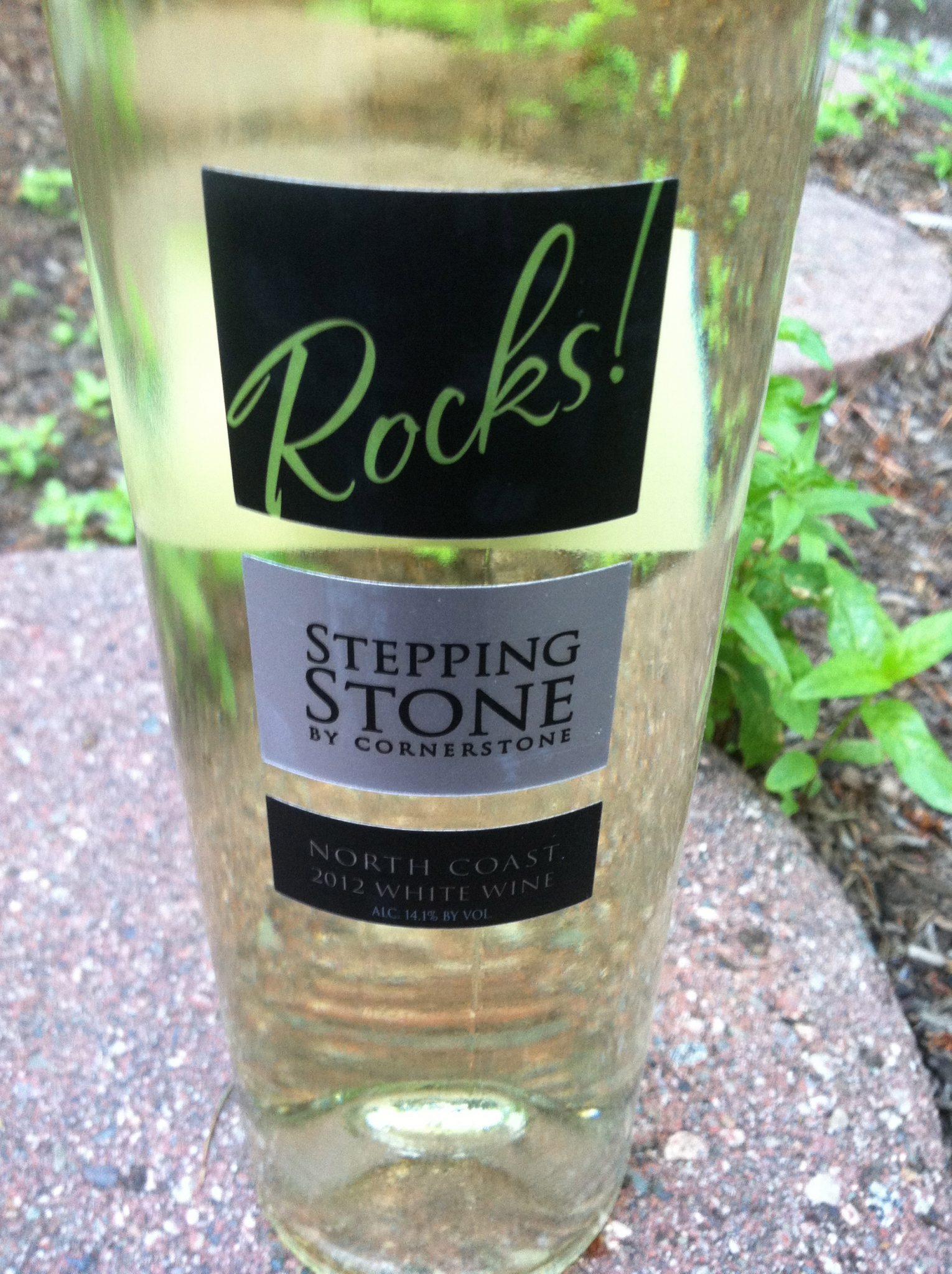2012 Stepping Stone Rocks White Wine