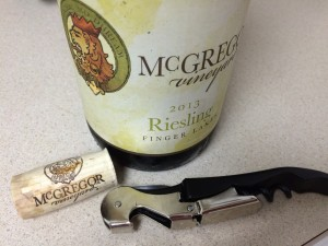 2013 McGregor Vineyard Riesling