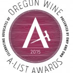 And the winners of the 2015 Oregon Wine A-List Awards are…