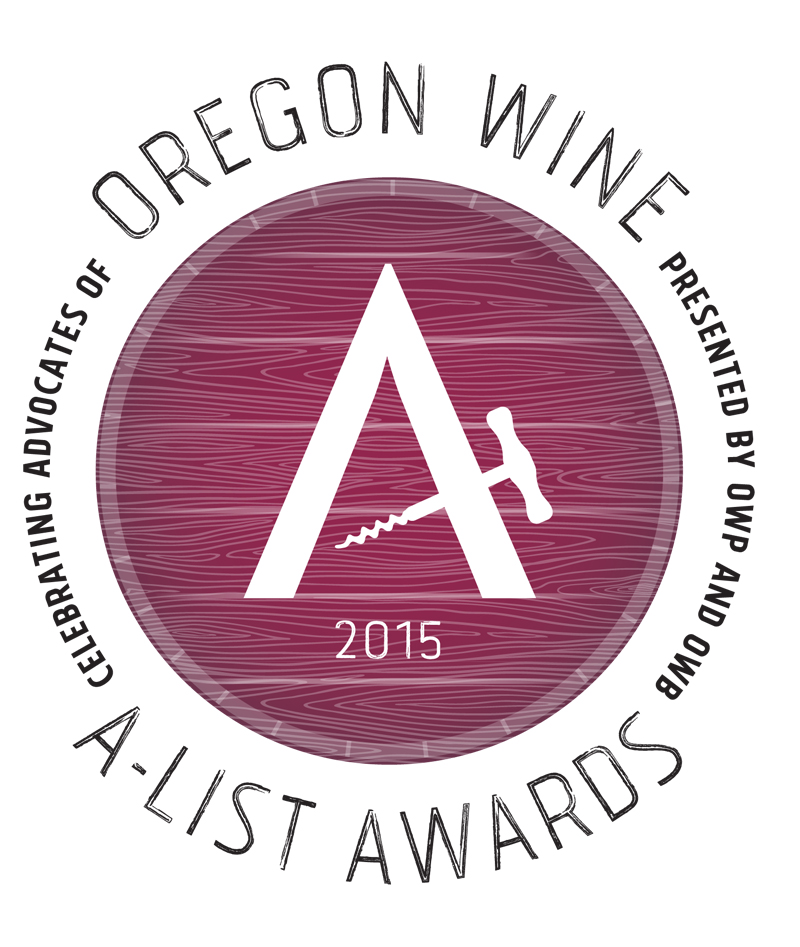 Vote now for the 2015 Oregon Wine A-List Awards<span class=