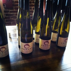 Brooks Rieslings
