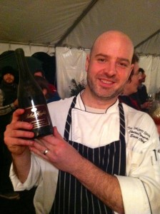Chris Czarnecki, Chef and owner of the Joel Palmer House