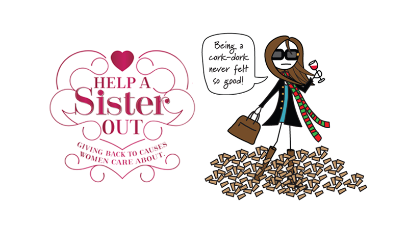 Donate your spare corks to a good cause this holiday season<span class=