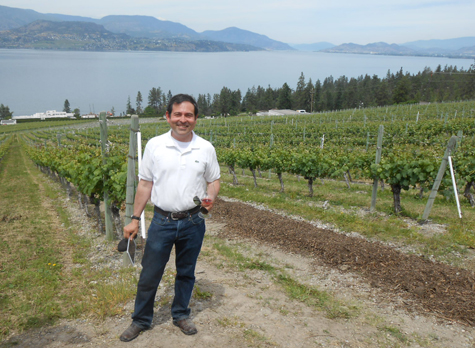 Why Wine? An Interview with James Melendez of James the Wine Guy<span class=