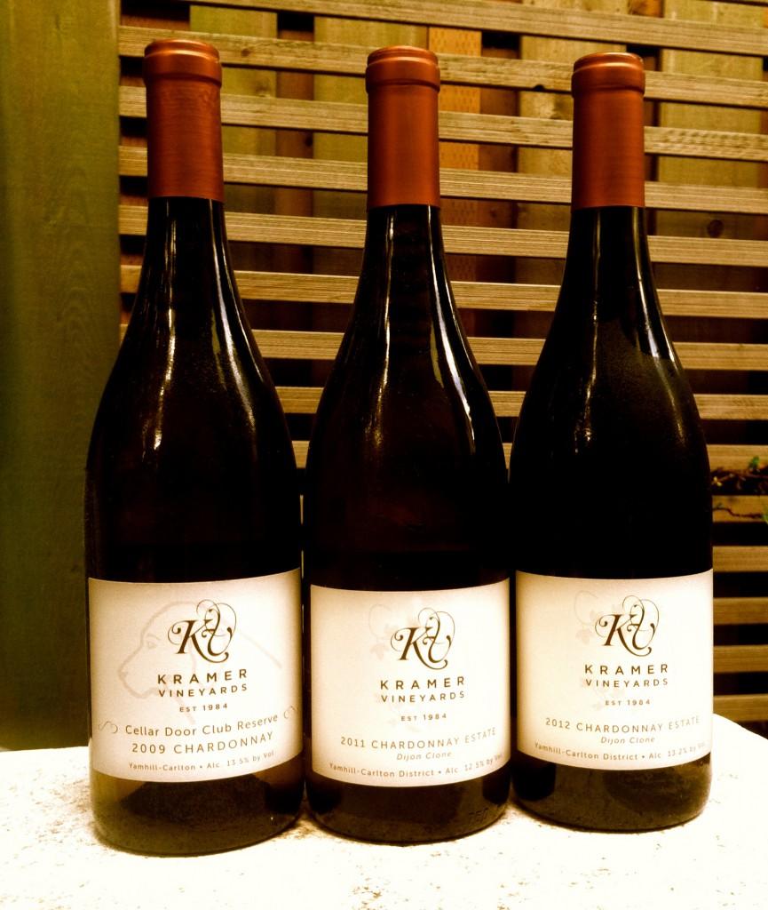 Kramer Vineyards Chardonnay
