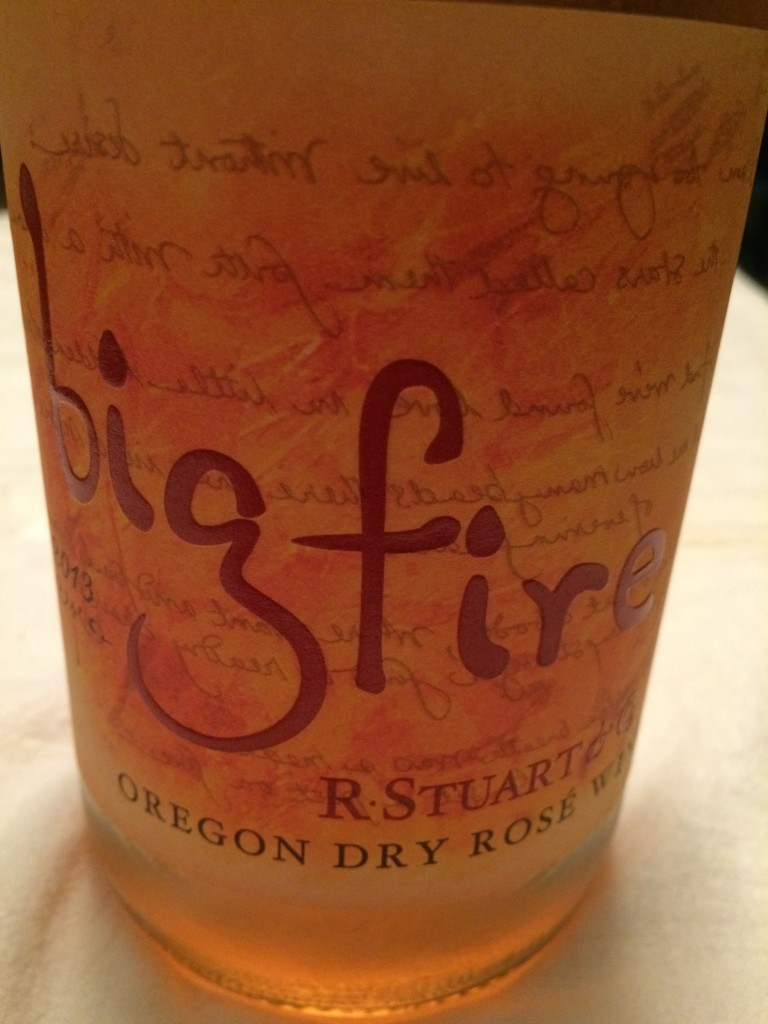 R Stuart Big Fire Dry Rosé