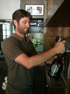 SE Wine Collective taps