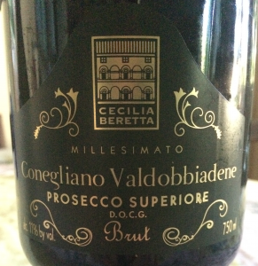 2013 Cecilia Beretta Brut Prosecco Superiore