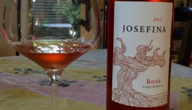 2013 Josefina Rosé