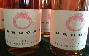2014 Brooks Winery Pinot noir Rosé