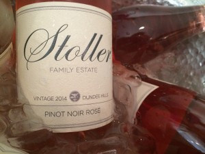 2014 Stoller Family Estate Pinot noir Rosé