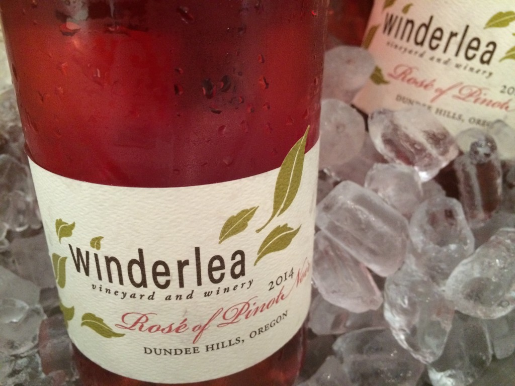 2014 Winderlea Vineyard Rosé of Pinot noir