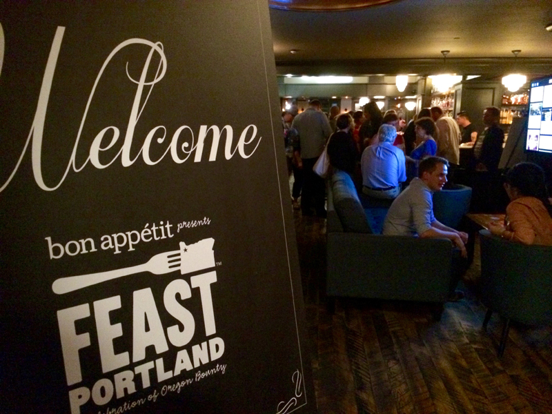 A moment from Feast Portland 2014