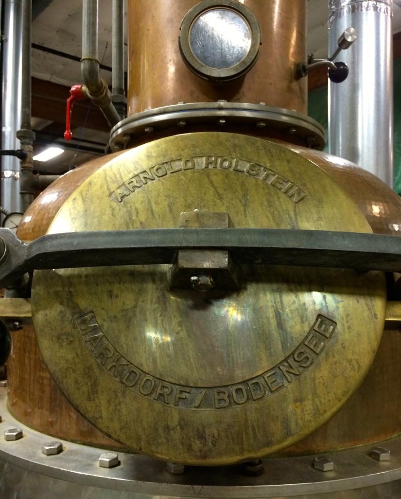 Clear Creek Distillery