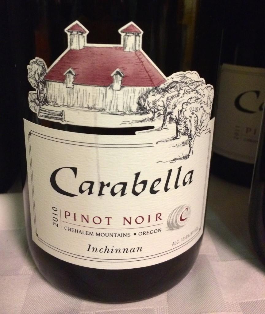 2010 Carabella Inchinnan Pinot noir