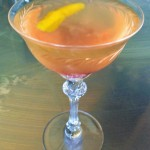 Stone Barn Brandyworks Picard Sour Cocktail recipe