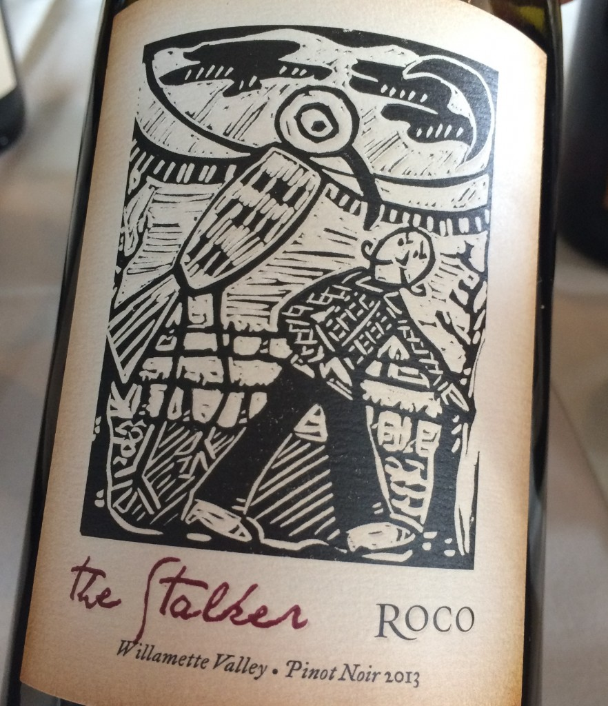 2013 ROCO The Stalker Pinot noir