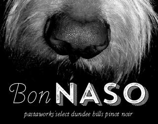 Bon Naso label