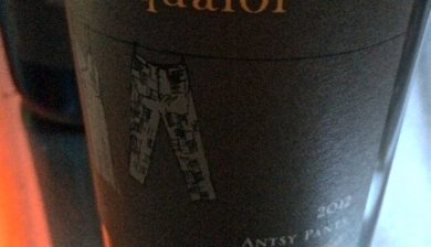 2012 Love & Squalor Antsy Pants Riesling