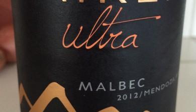 2012 Kaiken Ultra Malbec