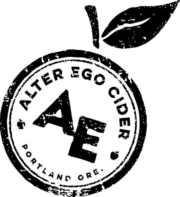 alter ego cider logo