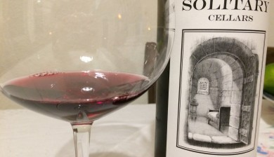 2013 Solitary Cellars Tempranillo