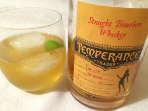 Temperance Trader cocktail