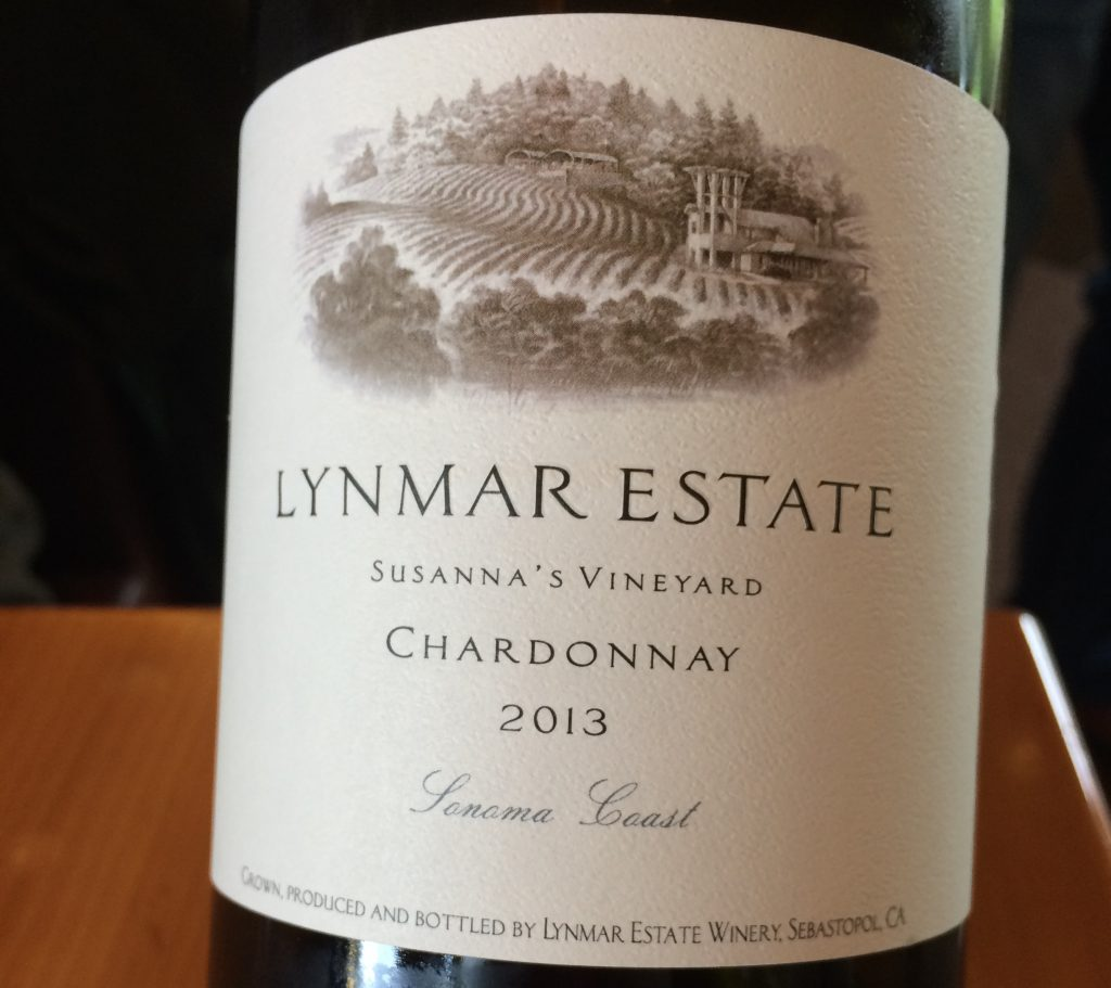 2013 Lynmar Estate Susanna's Vineyard Chardonnay