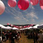 Drink Pink wine in the Oregon sunshine
