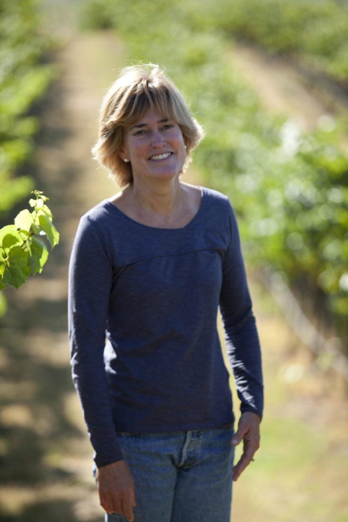 Denise Shurtleff of Cambria Winery