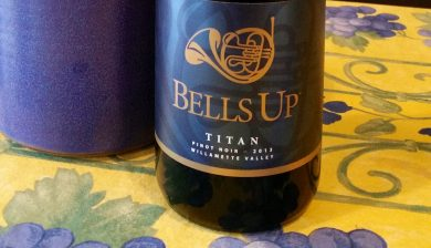 2013 Bells Up Winery Titan Pinot noir