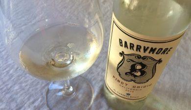 2015 Barrymore by Carmel Road Pinot grigio