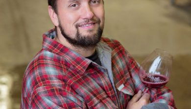 Florent-Pierre Merlier of Van Duzer Vineyards
